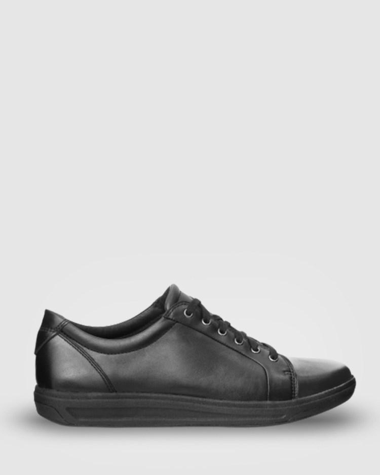 Ascent Stratus Casual Shoes Black