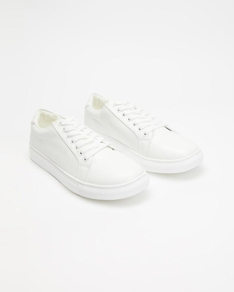 Staple Superior Classic Sneakers White