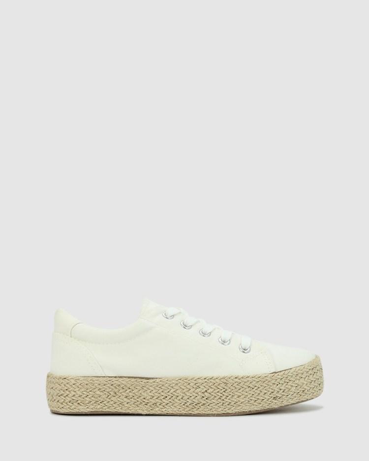 Eos Ultra Lifestyle Sneakers White
