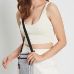 Prene - The Mimi Cross Body Bag - Bags (Light Grey Marle) The Mimi Cross Body Bag