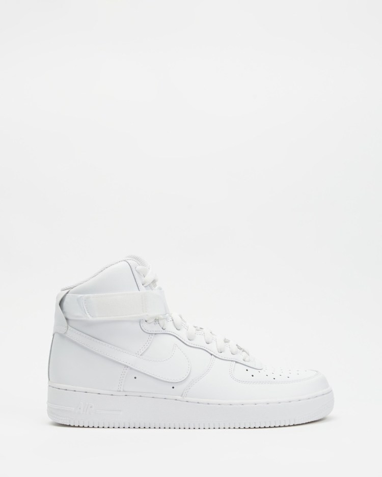 Nike Air Force 1 High '07 Men's Lifestyle Sneakers White