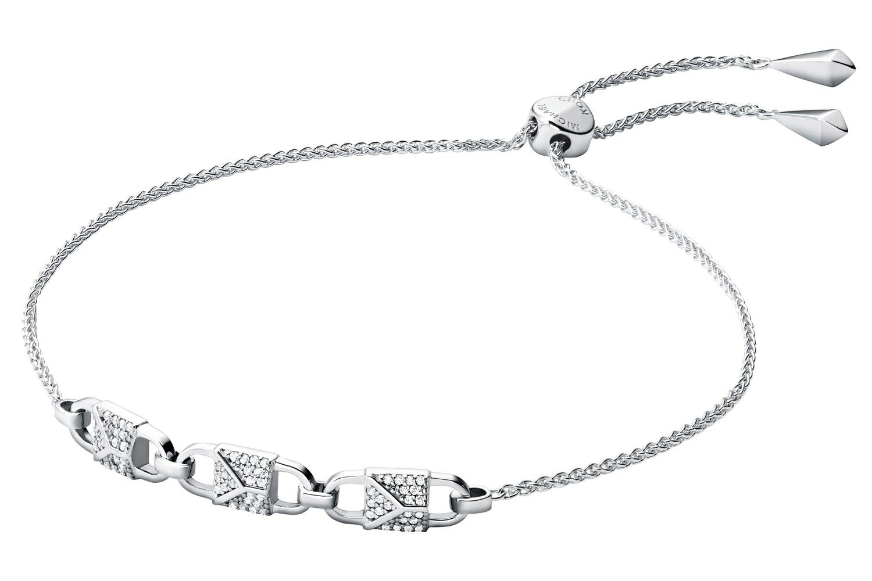 Michael Kors Silver La S Bracelet Mkc An040