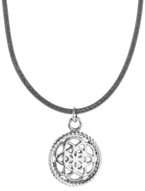 Traumfanger Necklace Petit Grey Steel Tfp02ssgr