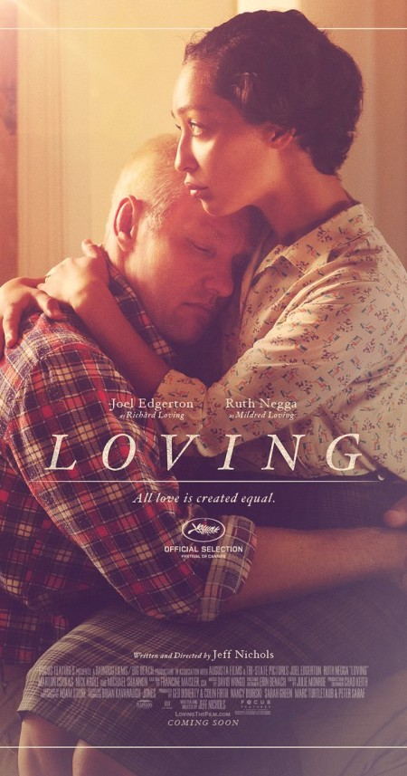 Loving 2016 HC HDRip XviD AC3-EVO