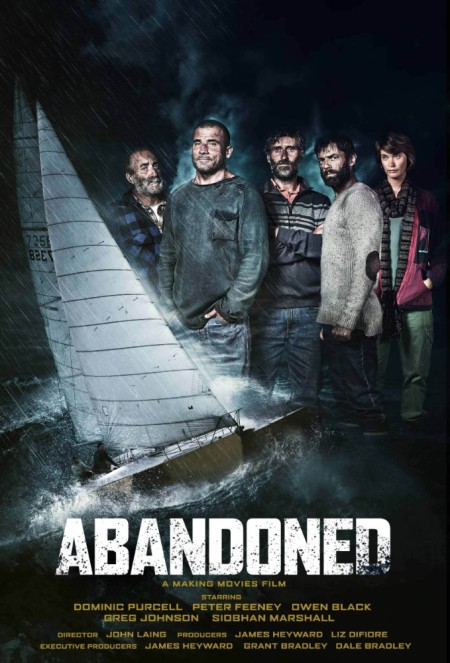 Abandoned 2015 BDRiP x264-THUGLiNE
