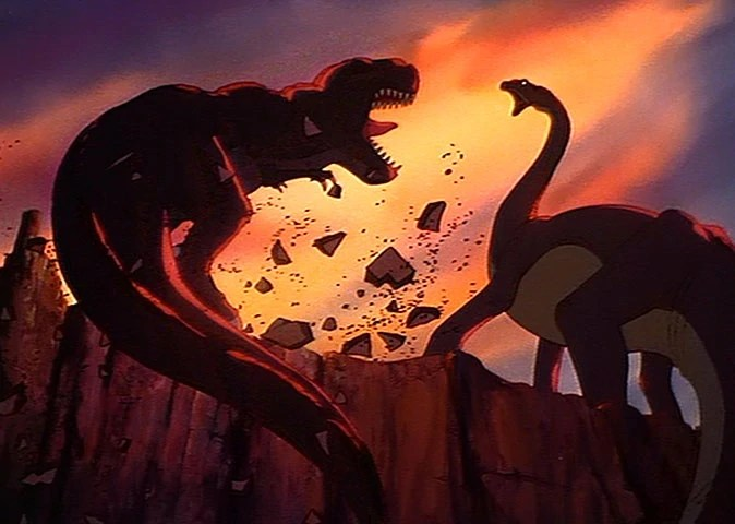 When Dinosaurs Ruled The Mind #31: The Land Before Time (Movie ...