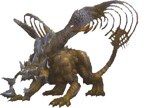 Azi Dahaka The Final Fantasy Wiki 10 Years Of Having