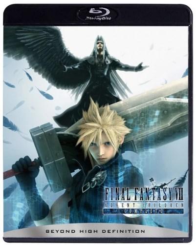Final Fantasy VII Advent Children Complete The Final