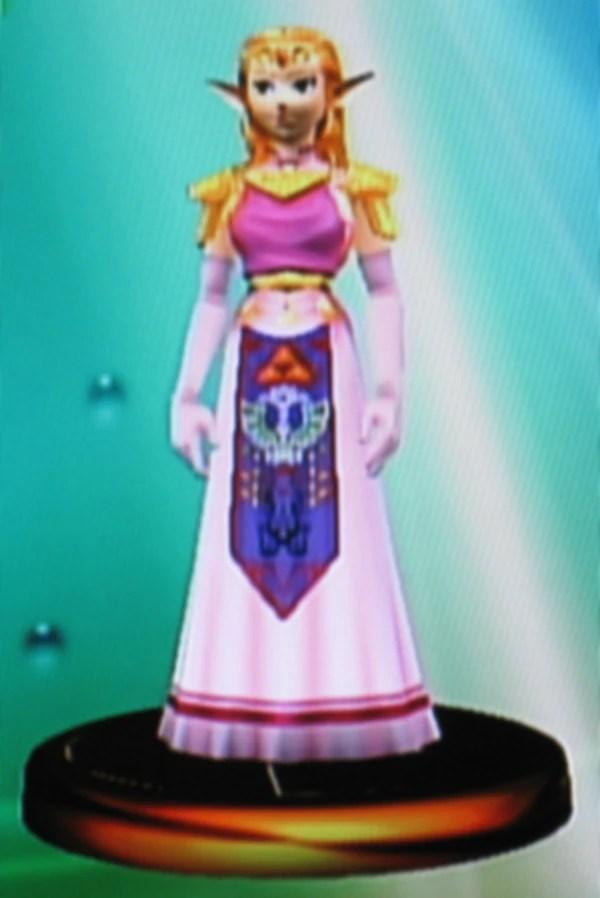 Princess Zelda Smashpedia The Super Smash Bros Wiki