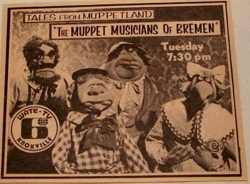 The Muppet Musicians Of Bremen Muppet Wiki