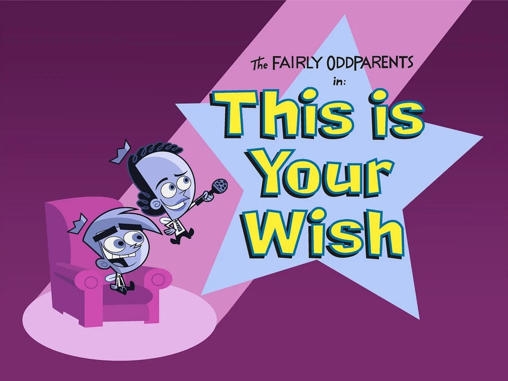 The Fairly Oddparents Channel Chasers Dvd