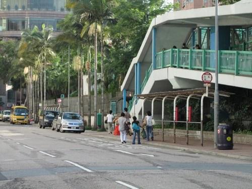 基堤道 - 香港巴士大典