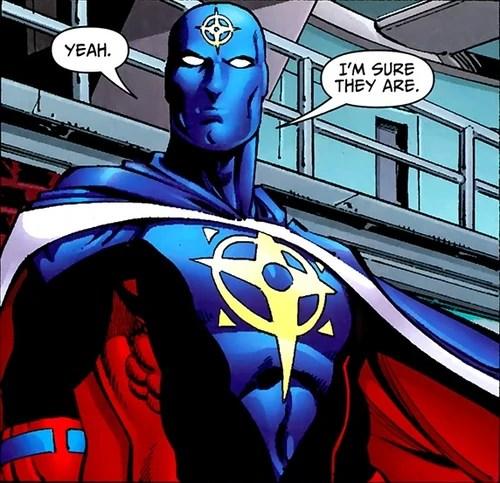 Supernova - DC Comics Database