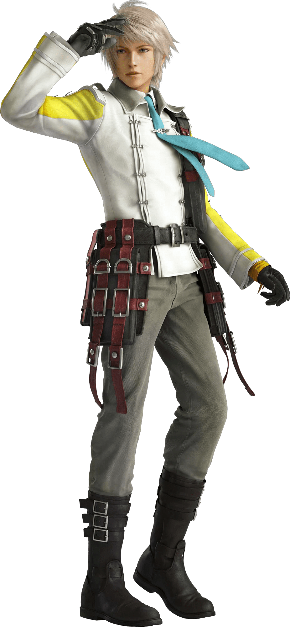List Of Final Fantasy XIII 2 Characters The Final