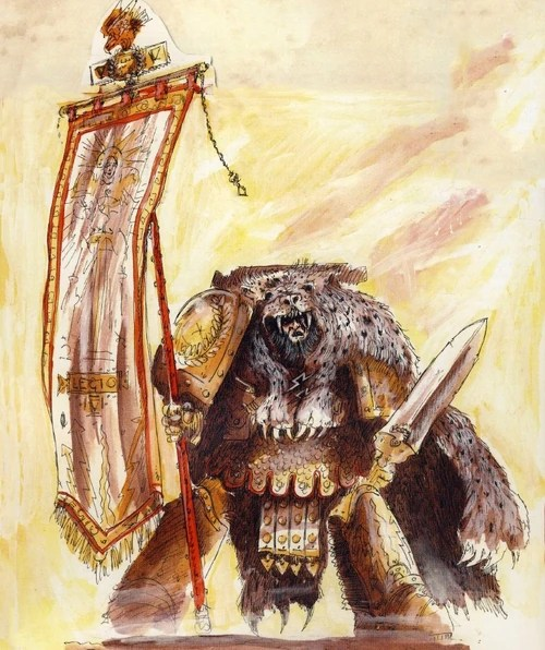 Thunder Warriors Warhammer 40k Wikia