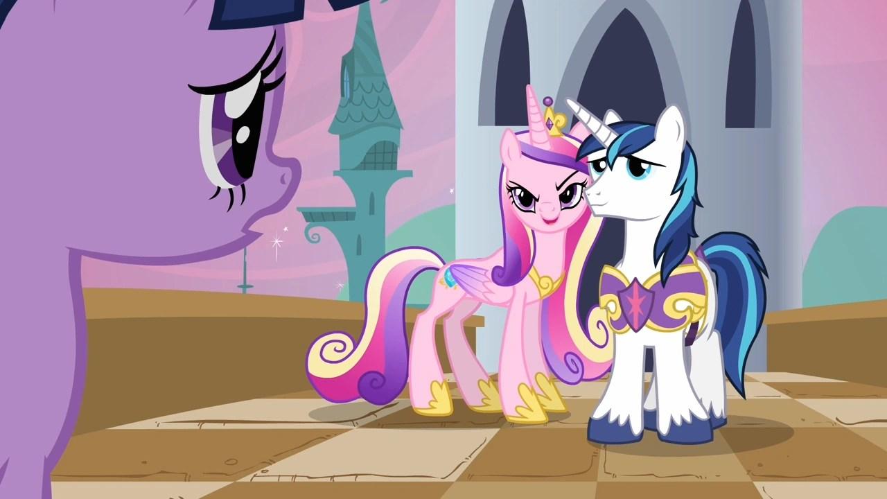 Princess Base Wedding Cadence Mlp
