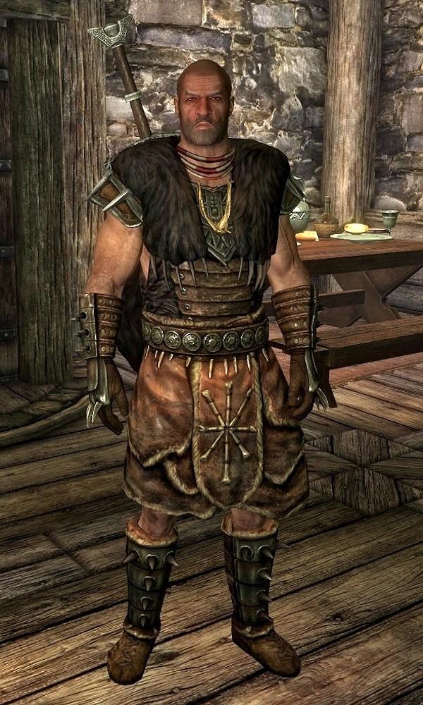 Stormcloak Officer Armor Elder Scrolls Wikia