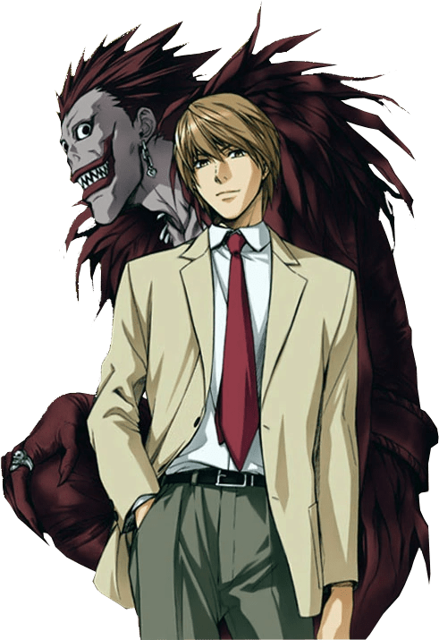Image result for death note png