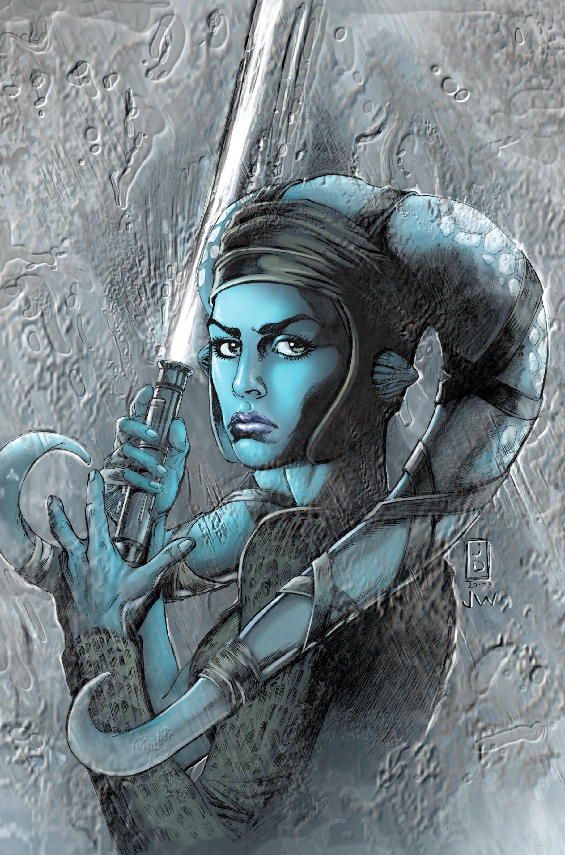 Jedi Aayla Secura Wookieepedia The Star Wars Wiki