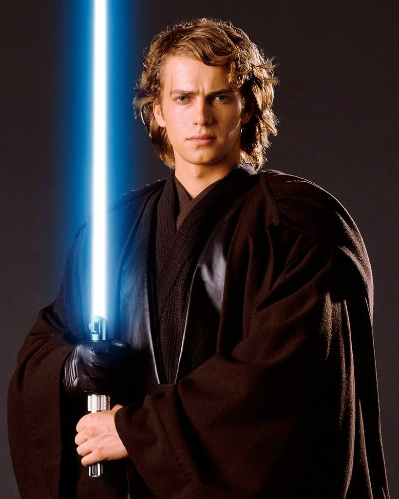 Image result for revenge of the sith anakin skywalker