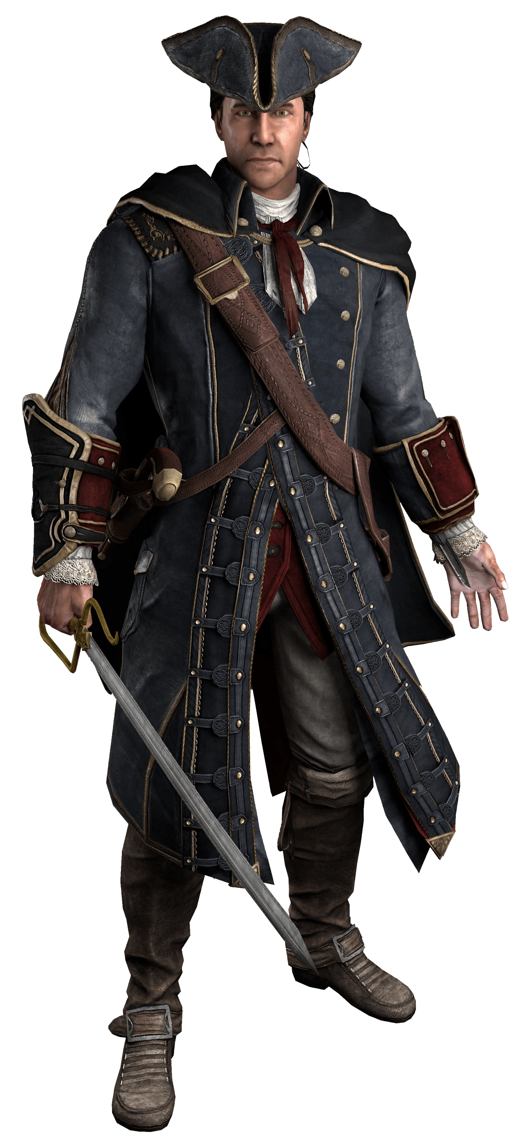 Haytham Kenway Devil In The Details