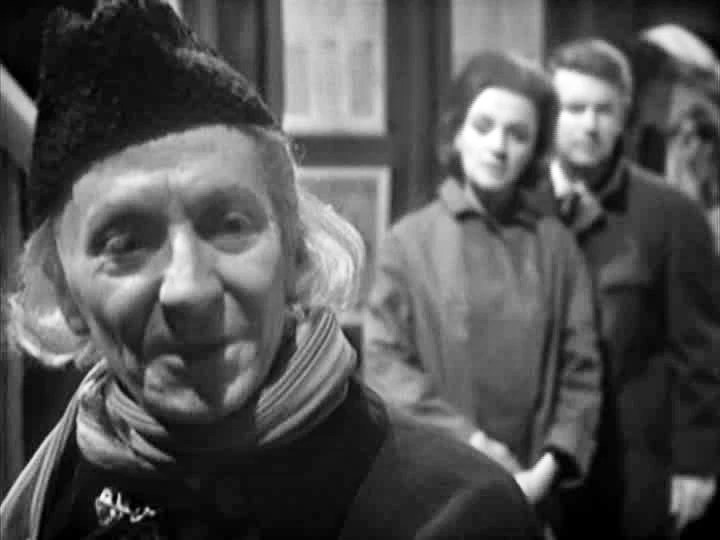 Timestamp #1: An Unearthly Child