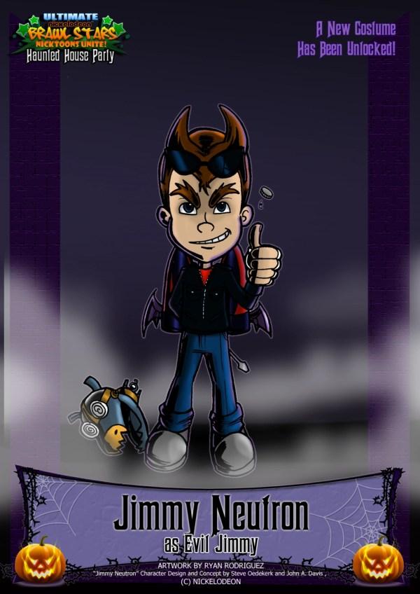 Jimmy Neutron - Cartoon Crossover Wiki