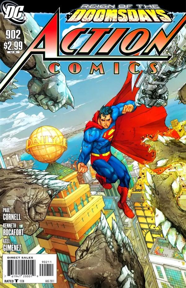 Action Comics Vol 1 902 - DC Comics Database