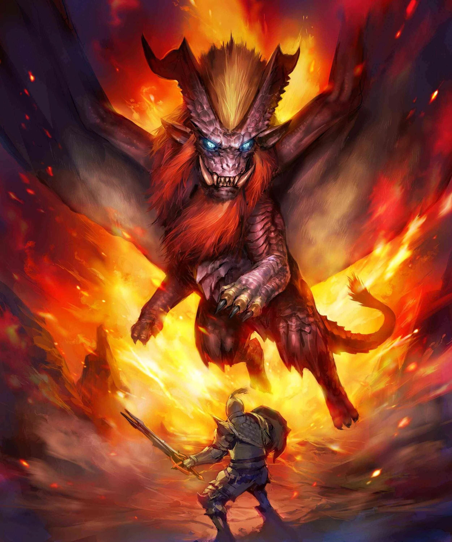 Teostra - The Monster Hunter Wiki - Monster Hunter, Monster Hunter 2, Monster Hunter 3, and more