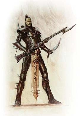 Image Dark Eldar Warriorjpg Warhammer 40K Wiki