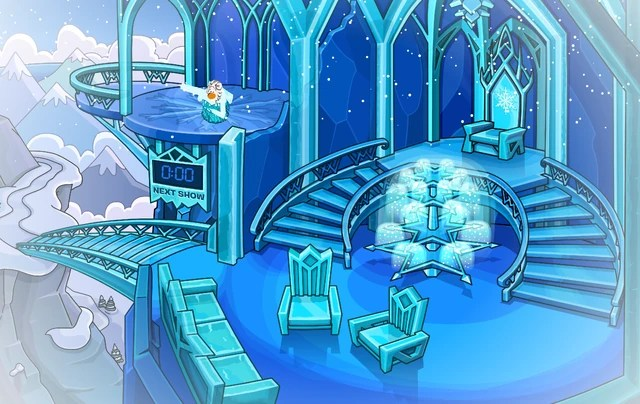 File:Frozen Party Elsa's Ice Palace during Performance.png