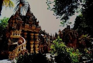 Indian jungle palace