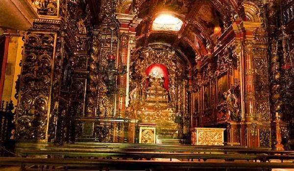 O que fazer em são paulo - Mosteiro de São Bento
