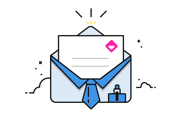 illu-professional-email-business-email