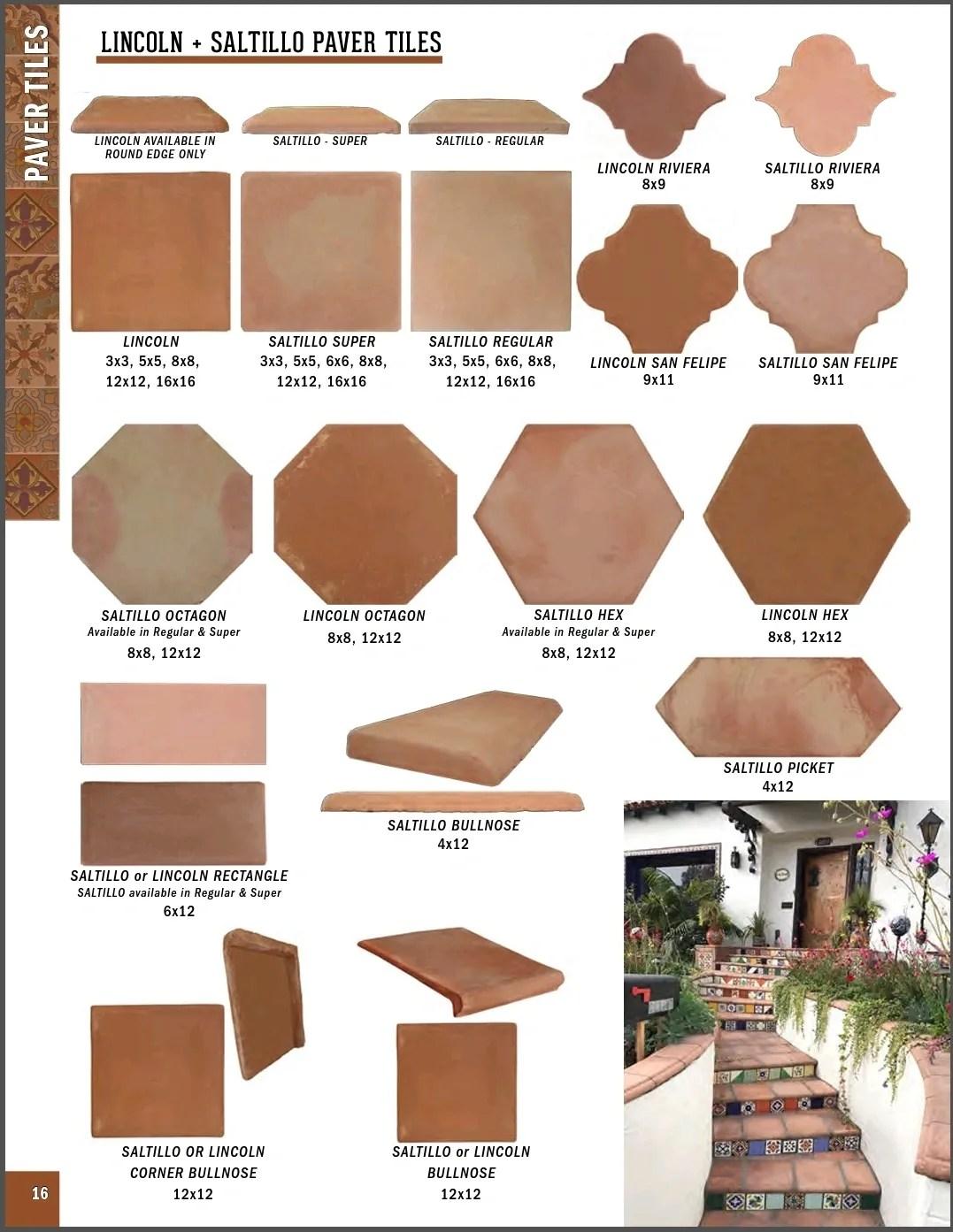 saltillo tile we love tile