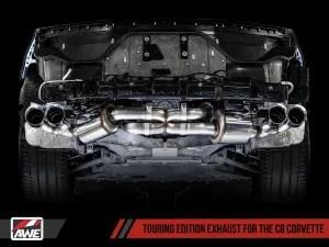 awe c8 corvette 2020 2021 touring