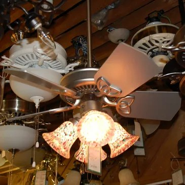 lighting store ceiling fans