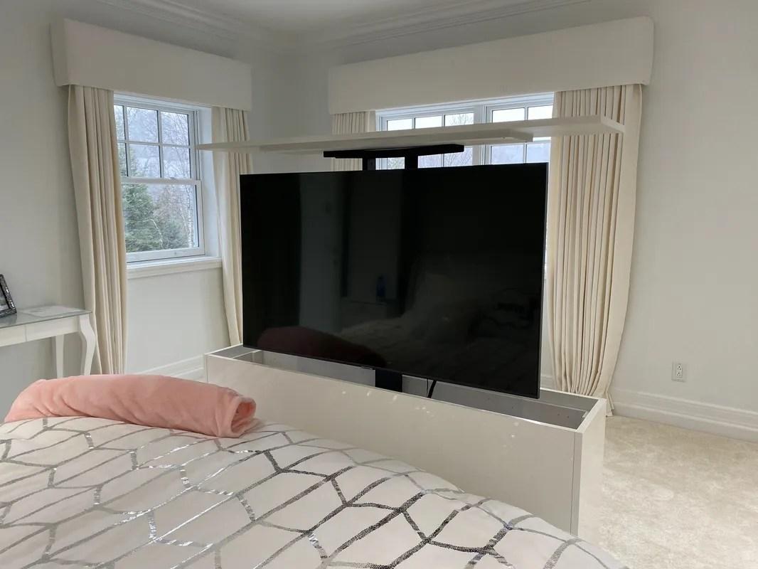 meuble tv elevateur vgtek