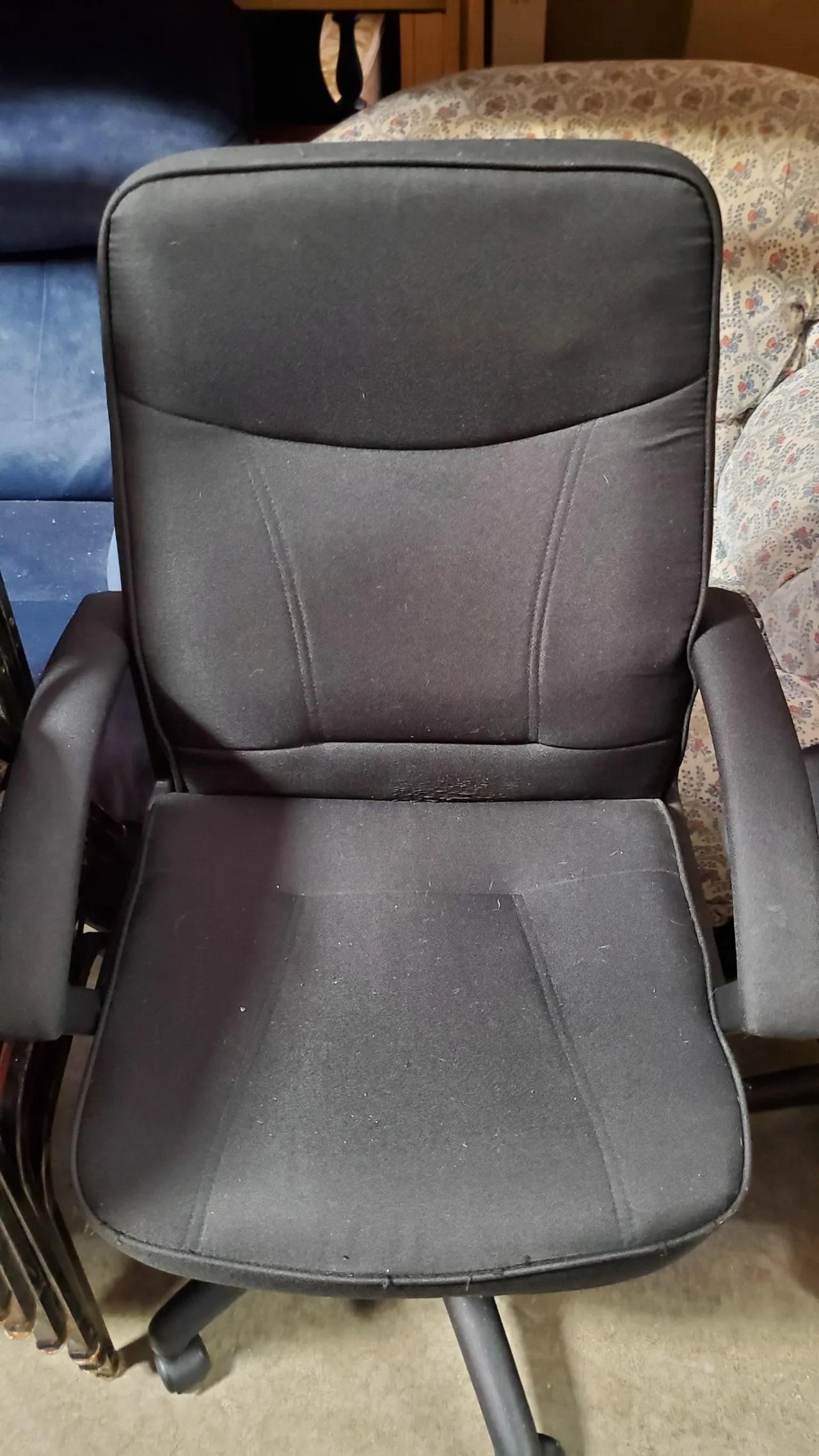 Black Computer Chair 20