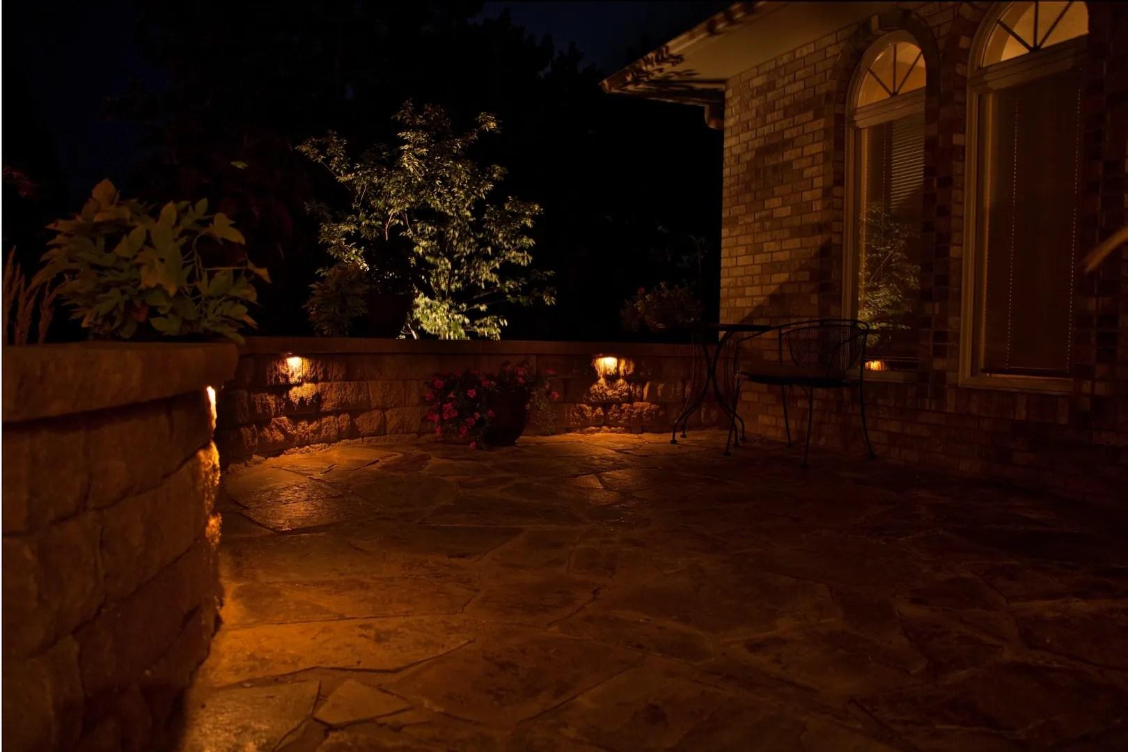 sioux falls landscape lighting services