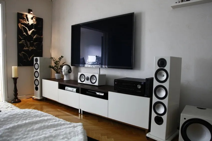 Smart Home, Home Theater, Home