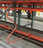 pallet rack add ons warehouse