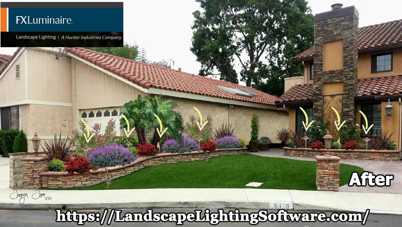 fx luminaire landscape lighting