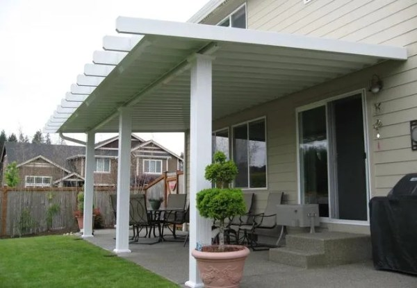 metal patio covers awnings Aluminum Patio Covers - AA Patio Covers