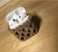airpods tile 3d models to print yeggi