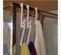shower hook 3d models to print yeggi