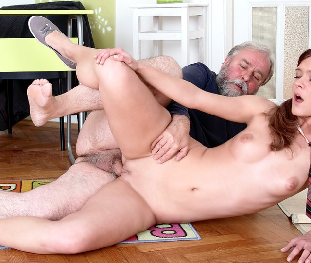 Old Teacher Fucks His Sexy Teen Student Right In The Classroom  Pass For All Sites  Pass For All Sites