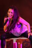 Vanessa Hudgens in Black Latex Pictures
