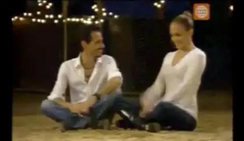 noticias Jennifer López abofeteó a su exesposo en ¡Q'Viva! The Chosen