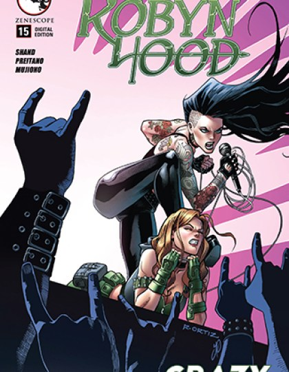 Grimm Fairy Tales - Robyn Hood Tome 15